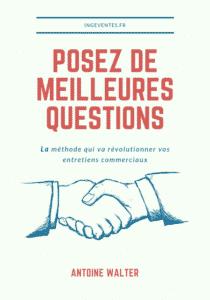 Posez de meilleures questions - couverture ebook - large