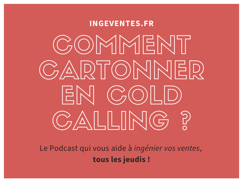 [podcast] Couverture Cold Calling