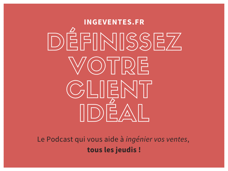 (couverture podcast) Définissez votre client idéal