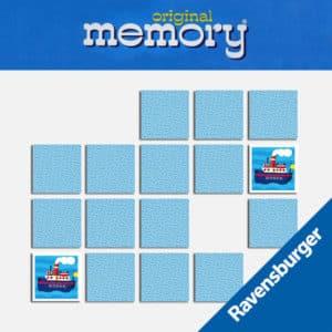 mémoire sensorielle et mémoire episodique jouent en quelque sorte au memory